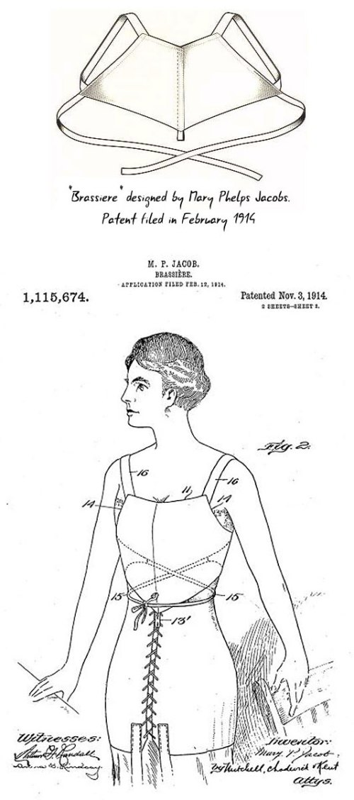 The Jacob Patent, 1914